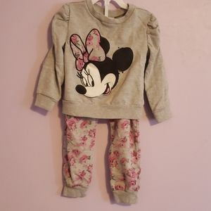 Rose Minnie outfit